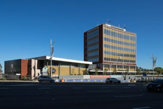 Ryde Civic Centre-1032